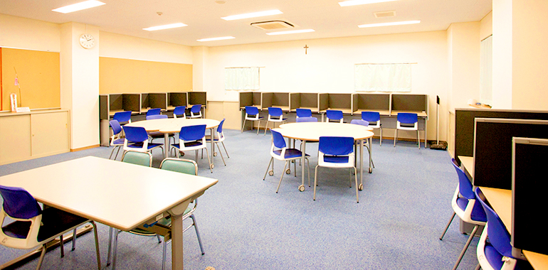 教員室前学習室