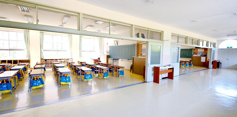低学年オープン教室