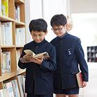 関西屈指の規模を誇る図書館