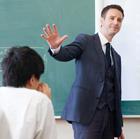 ネイティブ教員の英会話授業