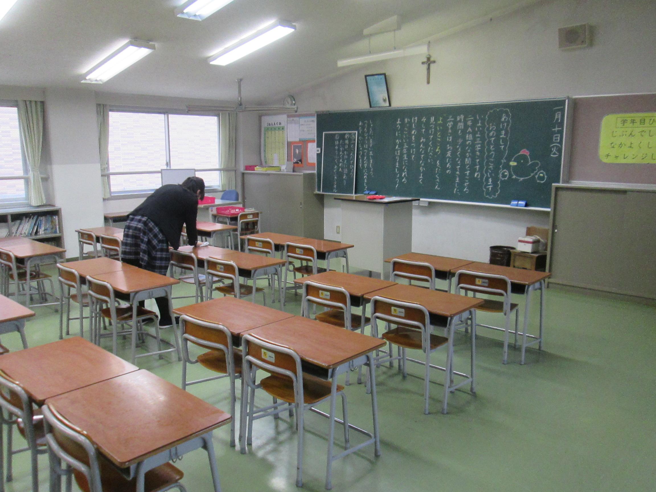 賢明学院高等学校画像